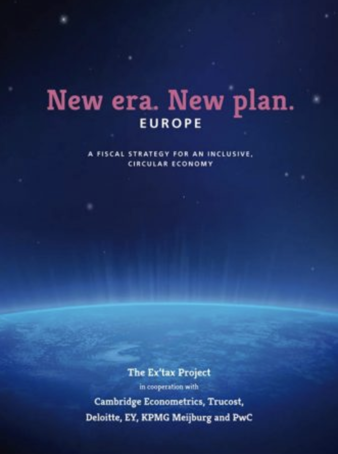 New Era. New Plan. Europe