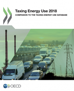 taxing energy use 2018 oecd