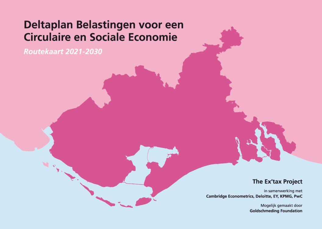 Deltaplan Belastingen voor een Circulaire en Sociale Economie